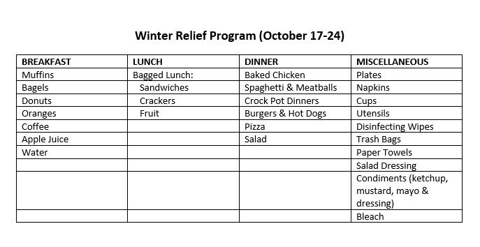 winter-relief-program
